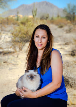Kandi, Hospital Manager at Scottsdale Animal Hospital