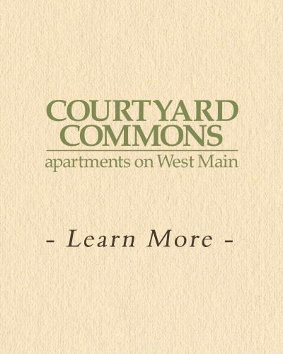 View floor plans at Courtyard Commons in Jamestown, NC