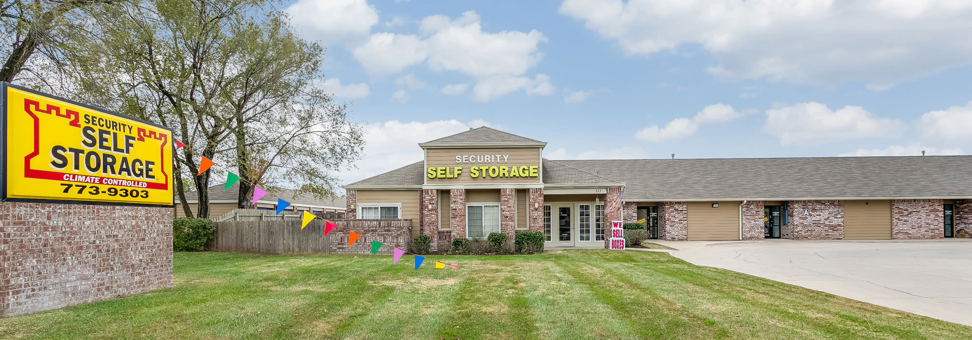Self storage in Wichita KS