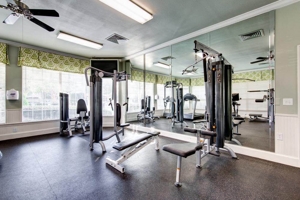 Fitness Center at Marquis at Carmel Commons