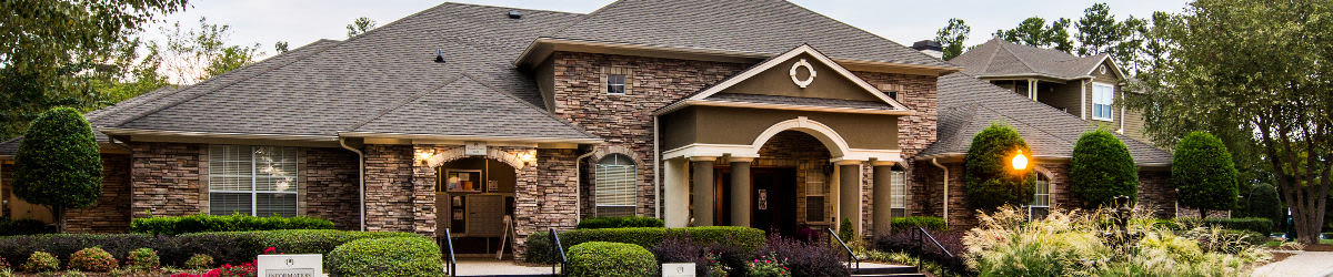 1, 2 & 3 bedrooms offered at apartments in Charlotte