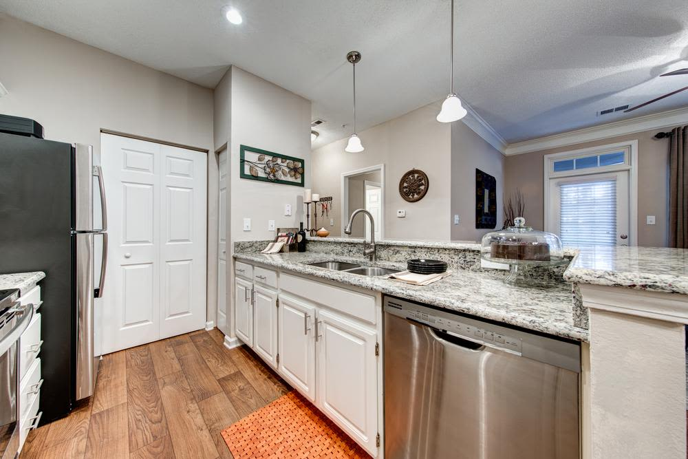 Kitchen at The Preserve at Ballantyne Commons