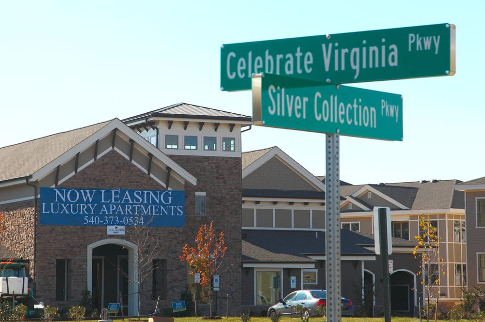 Exterior of building  at Silver Collection at Celebrate