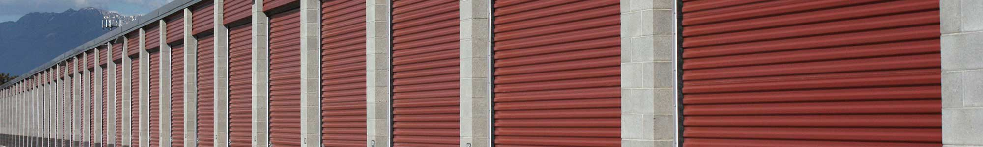 Find the right size storage unit at Point of the Mountain Storage