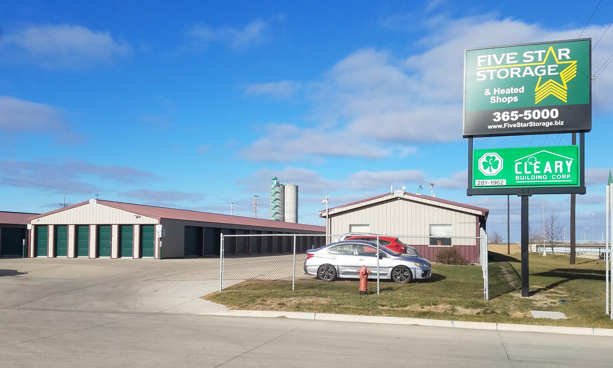 Self Storage in West Fargo, ND