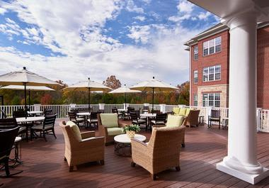 Common area in Ashburn, VA