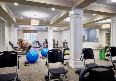 Fitness Center  in Ashburn, VA