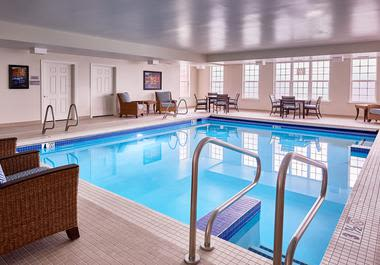 Pool  at Waltonwood at Ashburn in Ashburn, VA