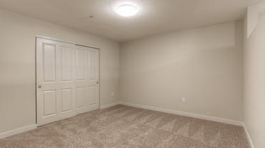 Spacious rooms at Altitude Apartments