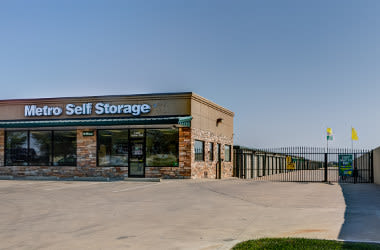 Nearby Amarillo, TX Storage - Tradewinds