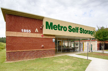 Metro Self Storage Buford Nearby