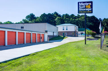Metro Self Storage Conyers Nearby