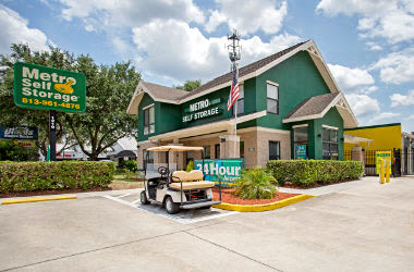 Nearby Tampa, FL  Storage - E Fletcher Avenue