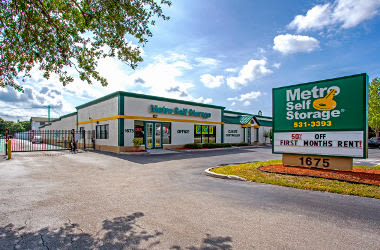 Metro Self Storage Largo Starkey Rd Nearby