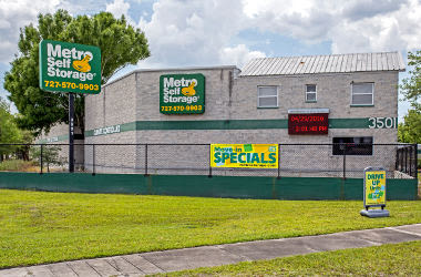 Nearby Pinellas Park, FL Storage - Gandy Blvd