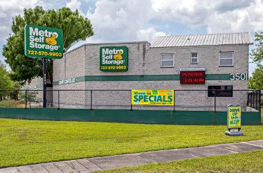 Nearby Pinellas Park, FL Storage - Gandy Blvd