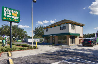 Self Storage Units Tampa Fl In New Tampa Metro Self Storage