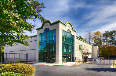 Nearby Sandy Springs, GA Storage - Dunwoody Place