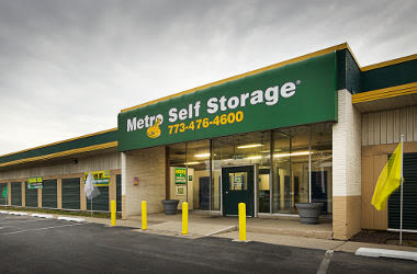 Metro Self Storage Chicago W 79th Nearby