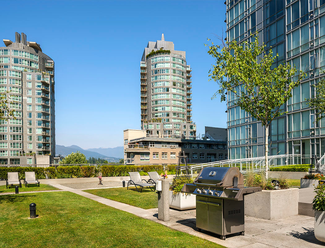 Our apartments in Vancouver, British Columbia exterior view