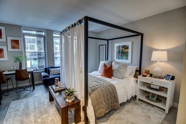 Enjoy a unique bedroom at VIA