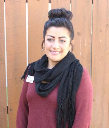 Marissa Ramirez, Mountain Vistas Memory Care Team Lead