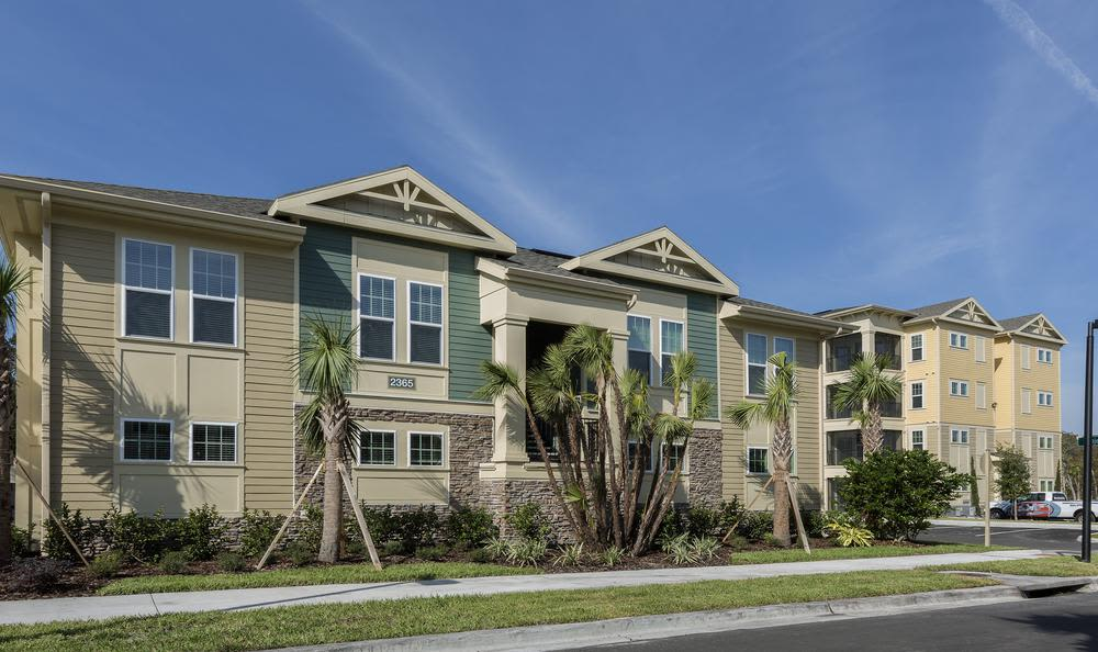 Gardens and Exterior Views at Integra 360 in Winter Springs, FL