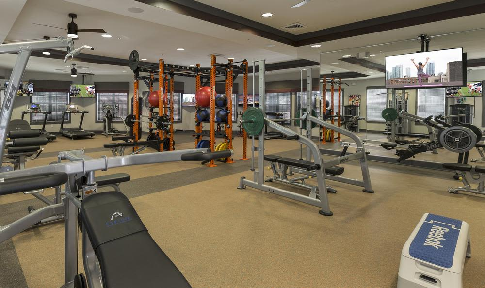 Fitness Center at Integra 360 in Winter Springs, FL