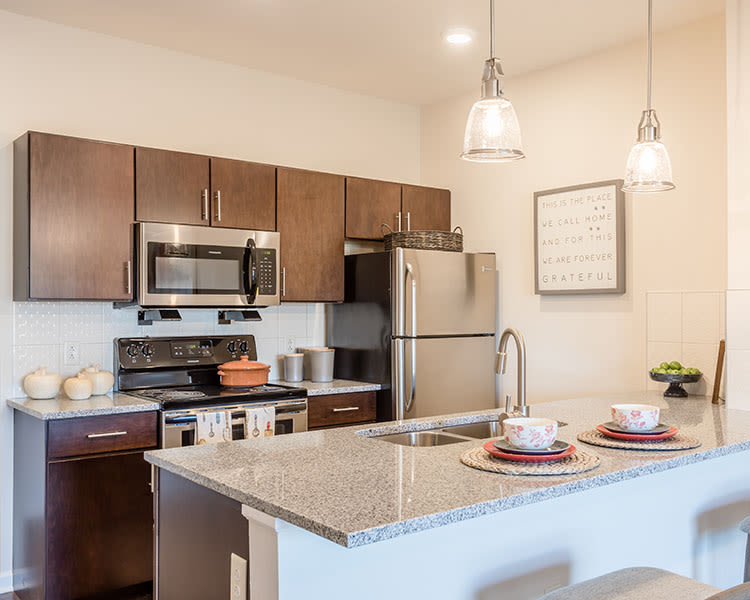 Amenities at Orchard View Senior Apartments in Rochester, New York