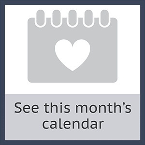 View this month's calendar at Lighthouse Memory Care in Anacortes, Washington.