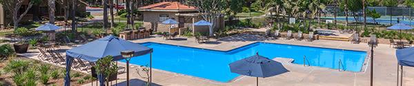 Community amenities at Parcwood Apartments