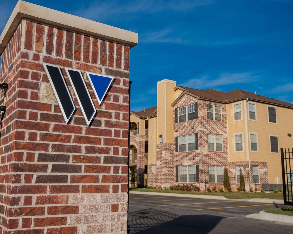 Entry view at Watercress Apartments in Maize