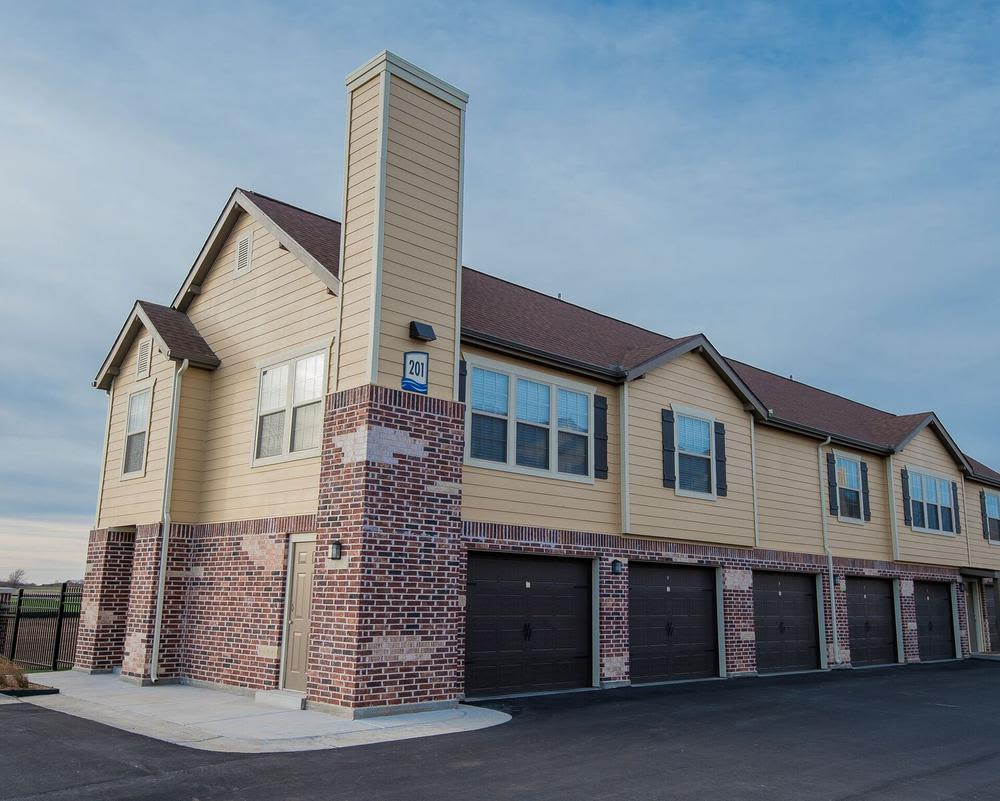 Main view at Watercress Apartments in Maize