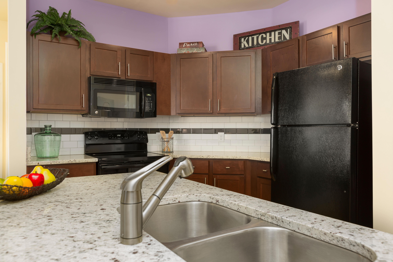 Kitchen at Level at 401 in Raleigh, North Carolina
