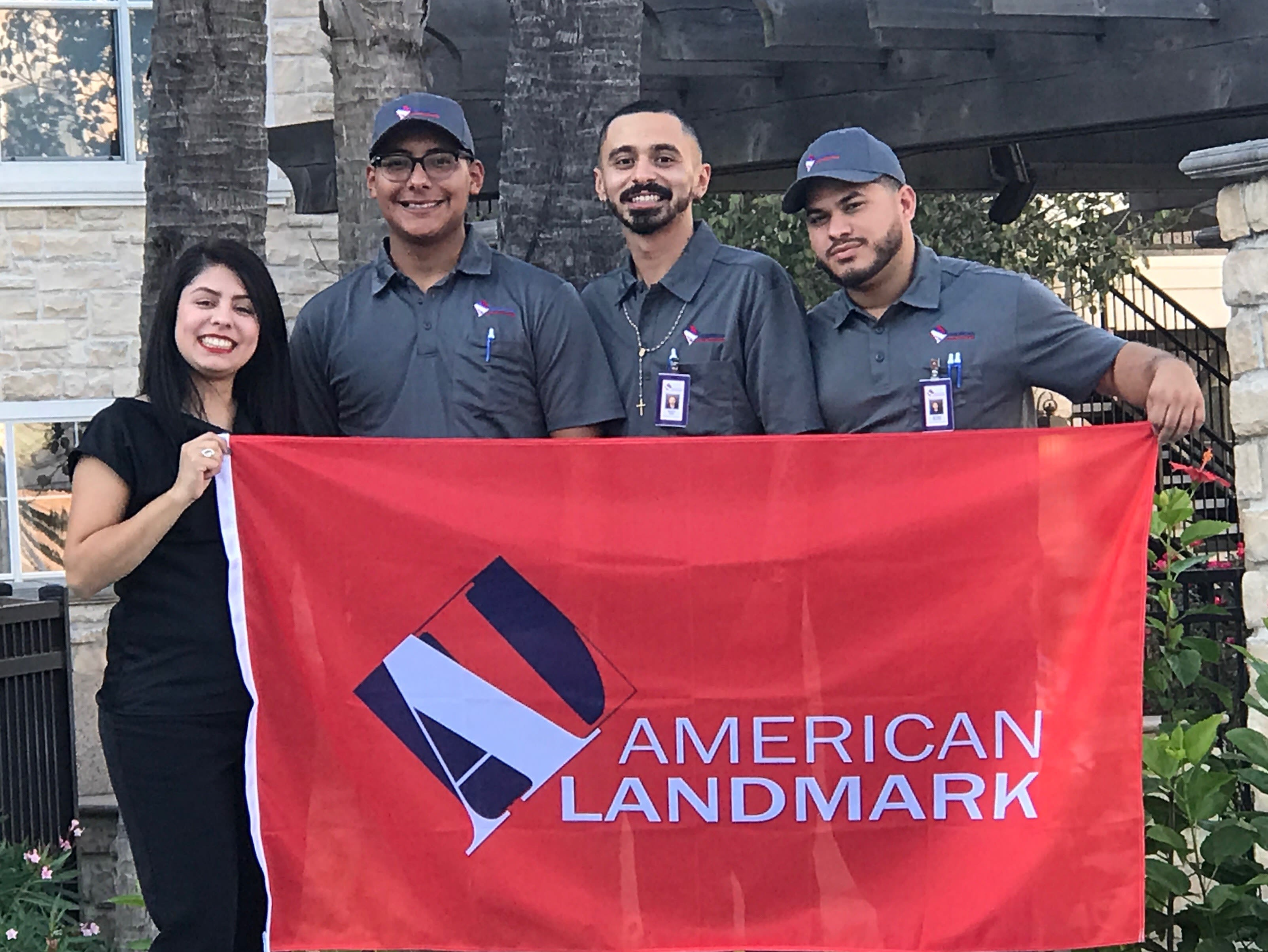 Join our team - American Landmark