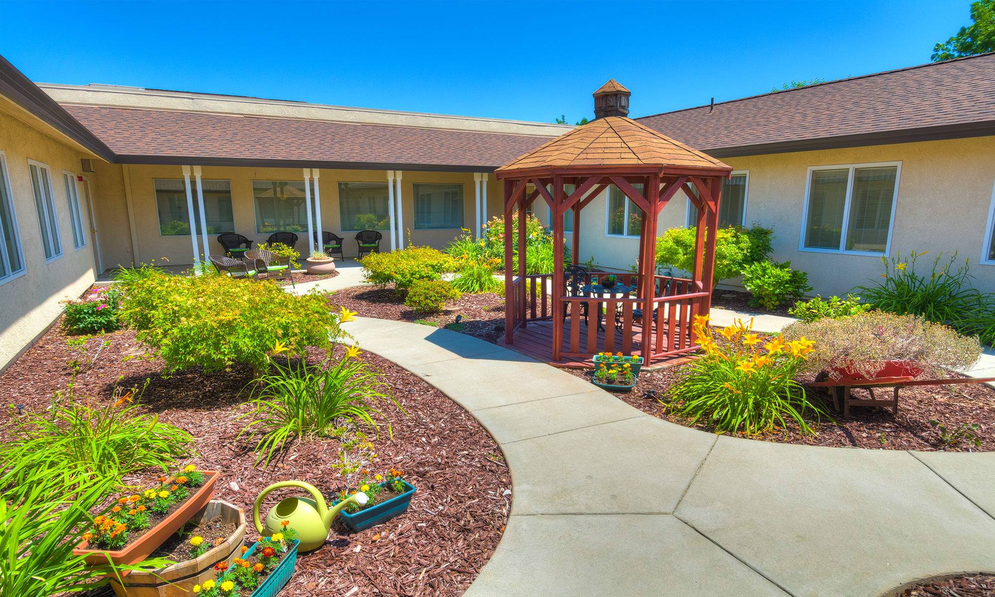 Senior living in Elk Grove, CA
