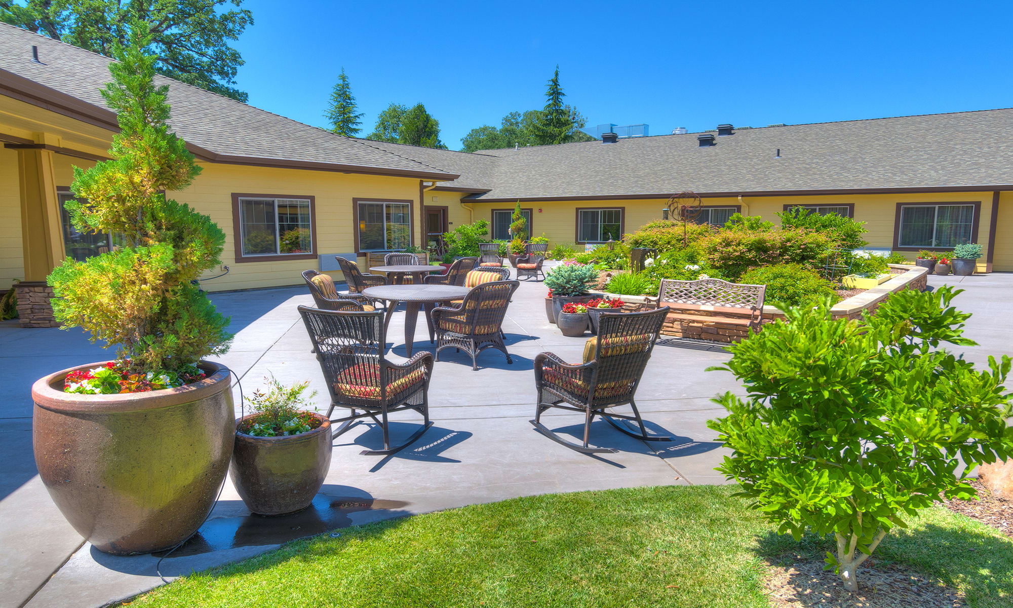 Senior living in Auburn, CA