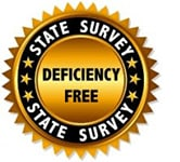 Deficiency free, state survey