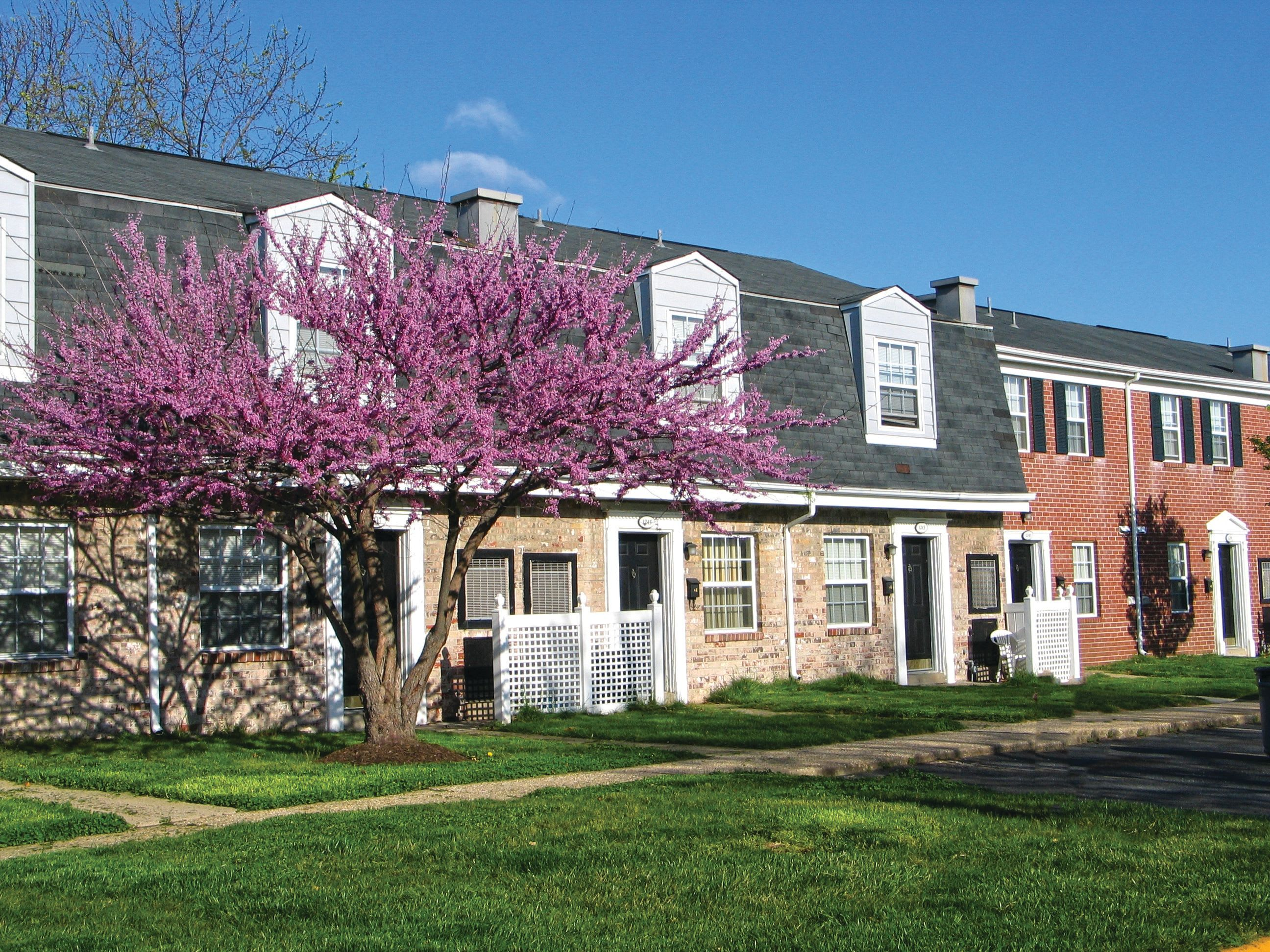 Exterior view of Harbor Point Estates in Essex, MD