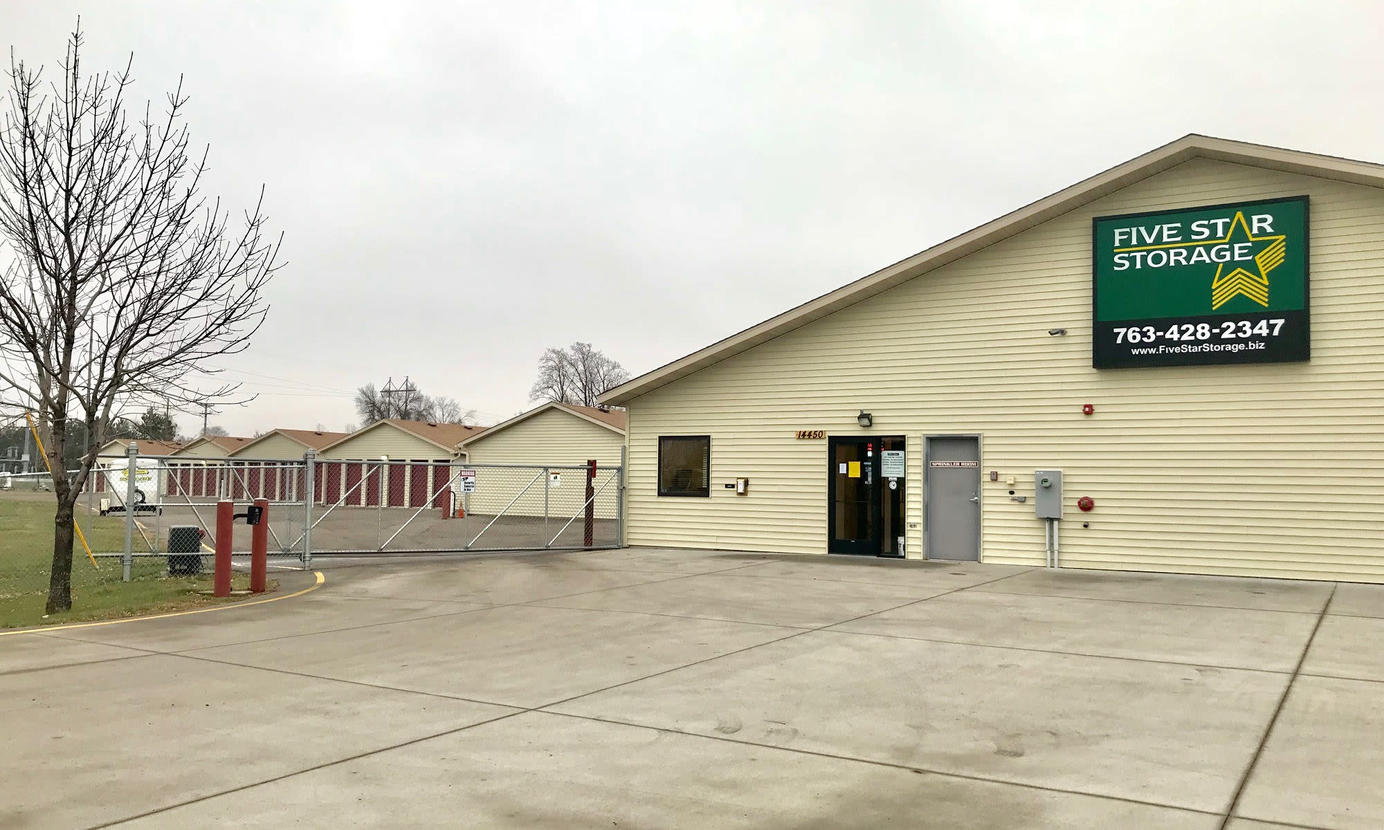 High Quality Self Storage In Rogers MN