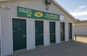 FIVE STAR STORAGE 2111 East Main Ave