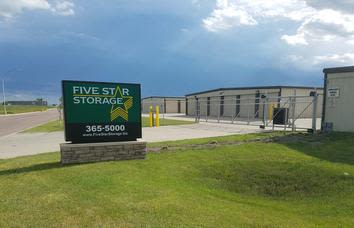 FIVE STAR STORAGE - 487 34TH ST