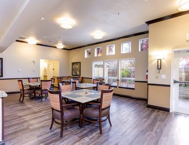 A beautiful place for live atPacifica Senior Living Snohomish in Snohomish, Washington