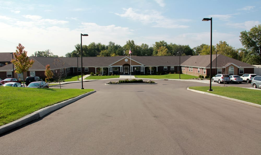 exterior image of Artis Senior Living of Bridgetown