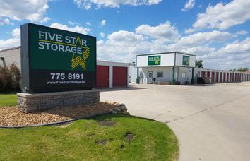 Five Star Storage - Gateway