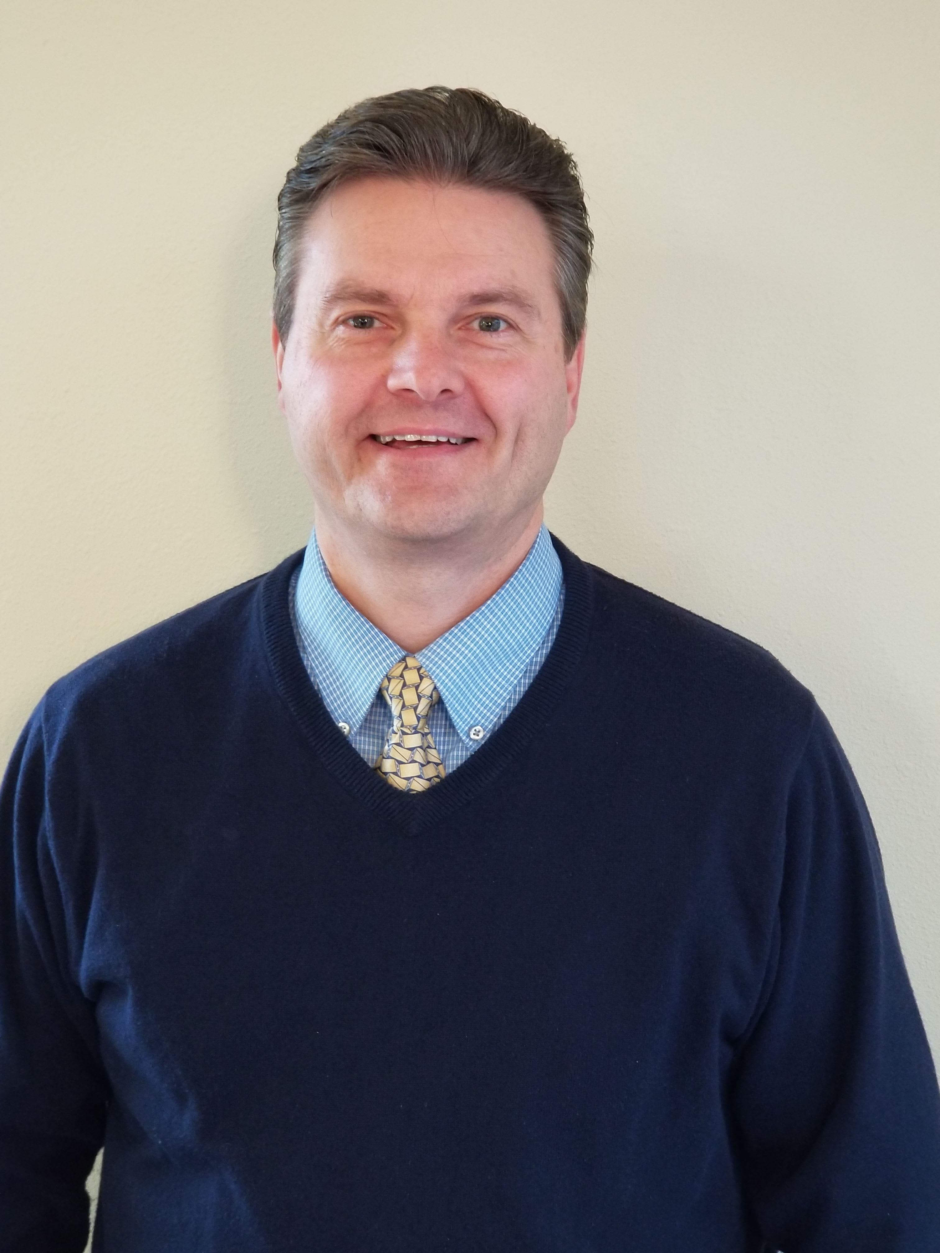 Gary Jacobs, Executive Director, Chateau Valley Center