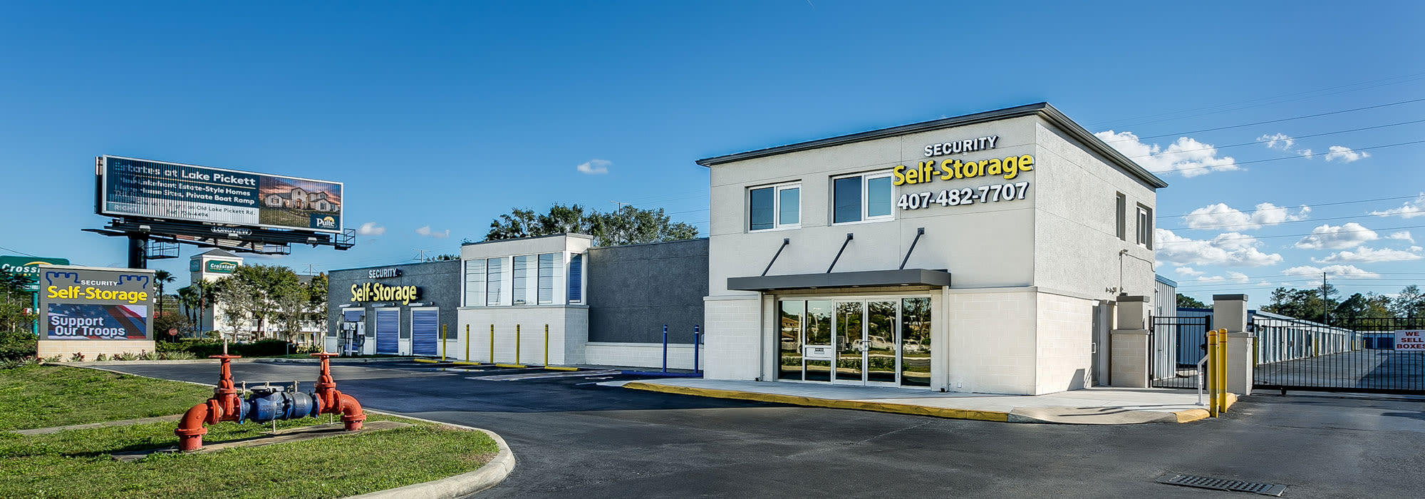 Self storage in Orlando FL