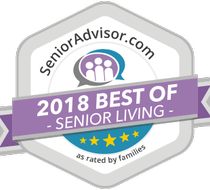 Savannah Grand of West Monroe Senior Living - 2018 best of senior living award