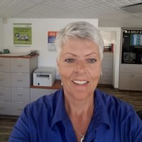 Cheryl the store manager at A-1 Self Storage in Oceanside, California