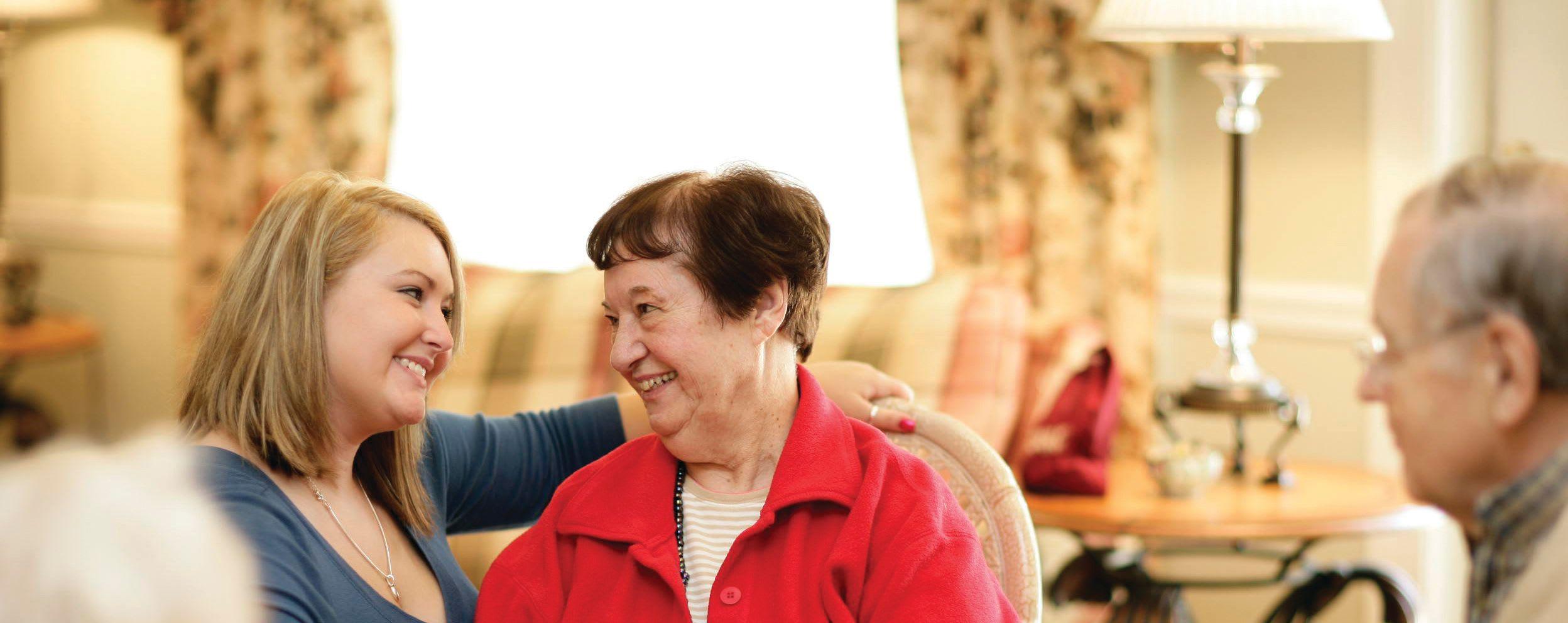 Memory Care at Jasper senior living